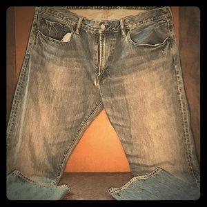 Men's Gap 1969 bootcut jeans